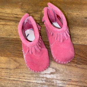 Baby Minnetonka Booties